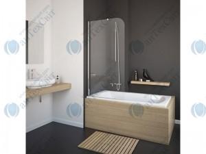 Шторка для ванной RADAWAY Torrenta PNJ 80 (201101-101NL)