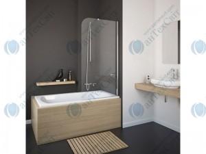 Шторка для ванной RADAWAY Torrenta PNJ 80 (201101-101NR)