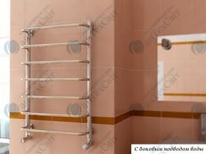 Водяной полотенцесушитель MARIO Стандарт 600х400 Б/П