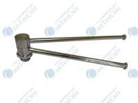 Полотенцедержатель для полотенцесушителя MARIO L250/200