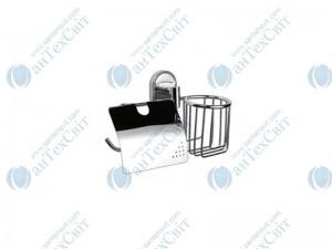 Держатель для туалетной бумаги POTATO P2903-1