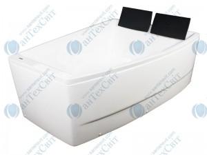Акриловая ванна VOLLE TS-100/R