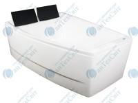 Акриловая ванна VOLLE TS-100/L