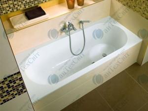 Квариловая ванна VILLEROY&BOCH 180*80 Libra (UBQ180LIB2V-01)