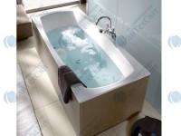 Квариловая ванна VILLEROY&BOCH 180*80 My Art (UBQ180MYA2V-01)