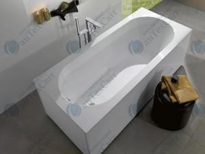Квариловая ванна VILLEROY&BOCH 170*75 Oberon (UBQ170OBE2V-01)