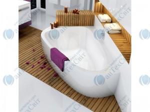 Акриловая ванна RAVAK LoveStory II 196 C751000000