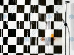 Шторка для ванной виниловая SPIRELLA  Matto 200х180 (10.00377)