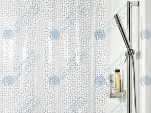 Шторка для ванной виниловая SPIRELLA  Galet 200х180 (10.13028)