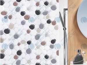 Шторка для ванной виниловая SPIRELLA  Dido 200х180 (10.14429)