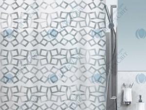 Шторка для ванной виниловая SPIRELLA  Grid 200х180 (10.16131)