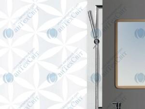 Шторка для ванной текстильная SPIRELLA  Rania 200х180 (10.10418)