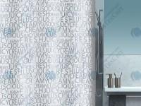 Шторка для ванной текстильная SPIRELLA  Creamy 200х180 (10.16276)