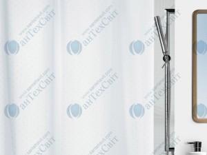Шторка для ванной текстильная SPIRELLA  Ricco 200х180 (10.43814)