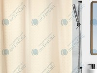Шторка для ванной текстильная SPIRELLA  Ricco 200х180 (10.43815)