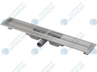 Водосточный желоб AlcaPLAST Apz106-Professional Low 75