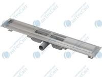 Водосточный желоб AlcaPLAST Apz106-Professional Low 95