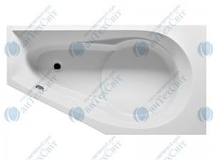 Акриловая ванна RIHO 160*90 Yukon L 160 (BA3500500000000)