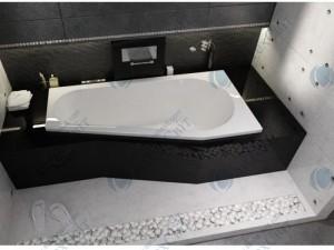 Акриловая ванна RIHO 150*80 Delta 150 L (BB8100500000000)