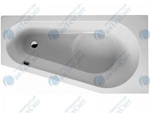 Акриловая ванна RIHO 160*80 Delta 160 L (BB8300500000000)