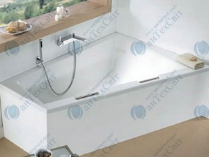 Акриловая ванна RIHO 180*130 Doppio L (BA9100500000000)