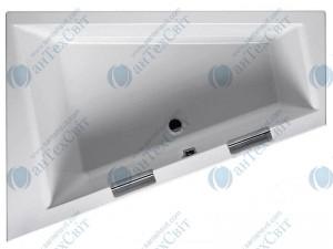 Акриловая ванна RIHO 180*130 Doppio R (BA9000500000000)