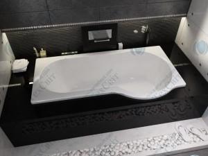 Акриловая ванна RIHO 170*75 Dorado L (BA8100500000000)