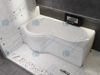 Акриловая ванна RIHO 170*75 Dorado R (BA8000500000000)
