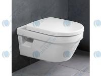 Чаша подвесного унитаза VILLEROY&BOCH Omnia Architectura с сиденьем slow-closing (5684H101)