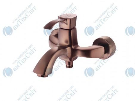Смеситель для ванны WELLE Odelia BE23202RC-H21155-CN1303