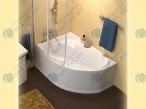 Акриловая ванна  RAVAK Rosa I 140 CI01000000