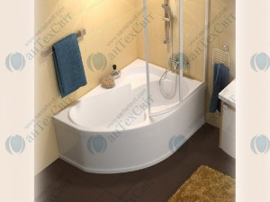 Акриловая ванна  RAVAK Rosa I 150 CJ01000000