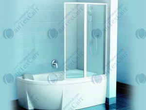 Акриловая ванна  RAVAK Rosa I 160 CL01000000