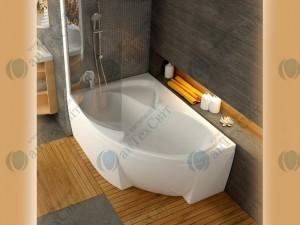 Акриловая ванна  RAVAK Rosa II 160 CM21000000
