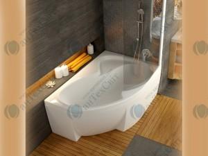 Акриловая ванна  RAVAK Rosa II 170 C421000000
