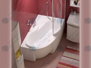 Акриловая ванна  RAVAK Rosa 95 150 C561000000