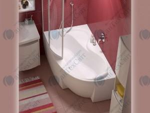 Акриловая ванна  RAVAK Rosa 95 160 C571000000