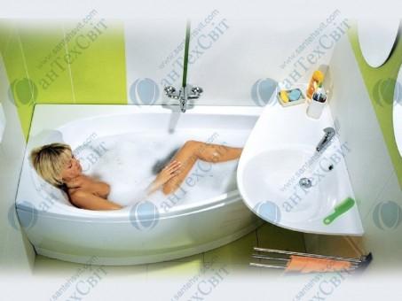 Акриловая ванна  RAVAK Avocado 150 CT01000000