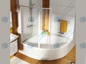 Акриловая ванна  RAVAK NewDay 140 C651000000