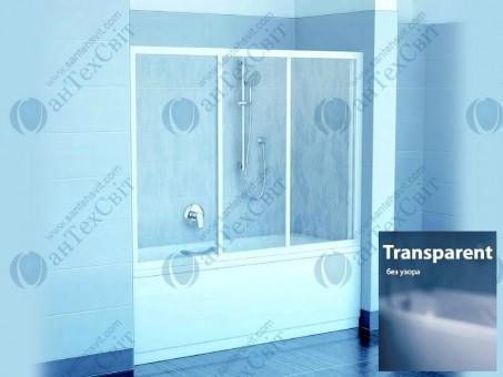 Шторка для ванной RAVAK AVDP3 120 40VG0102Z1