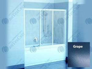Шторка для ванной RAVAK AVDP3 120 40VG0U02ZG