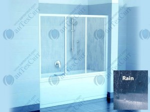 Шторка для ванной RAVAK AVDP3 150 40VP0U0241