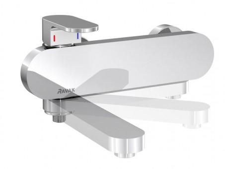 Смеситель для ванны RAVAK Chrome X070042