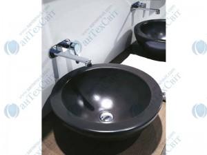 Умывальник FLAMINIA Fonte (FN50L black)