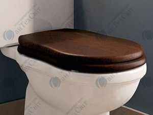 Сиденье для унитаза FLAMINIA Efi (23N/CR)