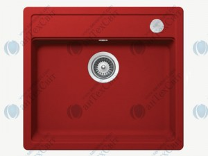 Кухонная мойка SCHOCK Mono N-100 rouge