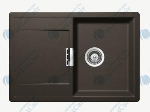 Кухонная мойка SCHOCK Mono D-100S carbonium
