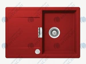 Кухонная мойка SCHOCK Mono D-100S rouge