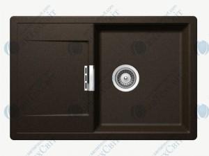 Кухонная мойка SCHOCK Mono D-100 bronze