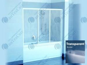 Шторка для ванной RAVAK AVDP3 180 40VY0U02Z1